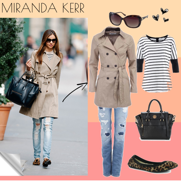 Outfit by Miranda Kerr