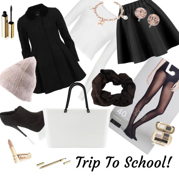 Trip To School!