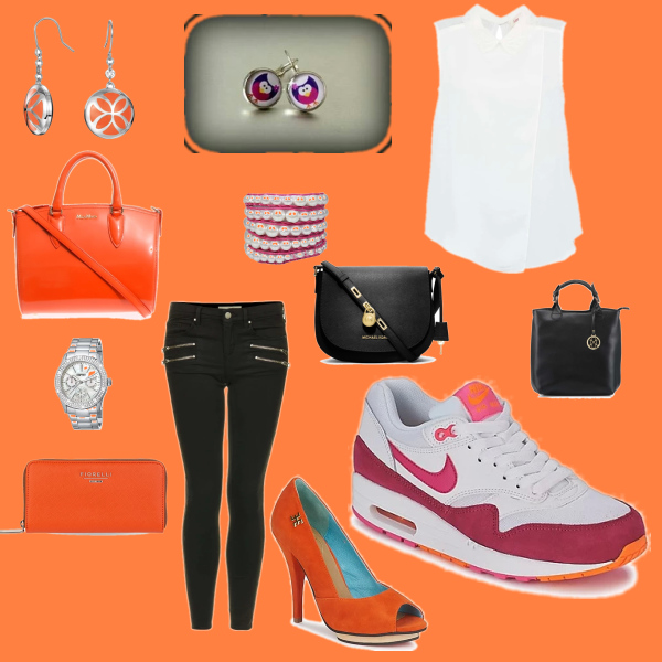 Orandžová <3