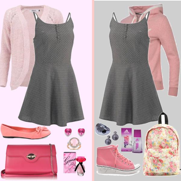 Jedny šaty dva styly
