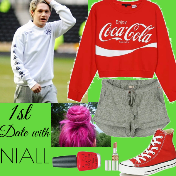 1st date with niall