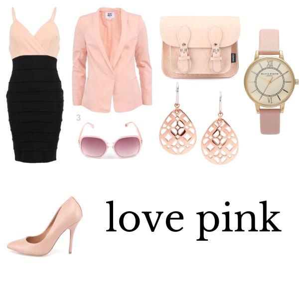 Love pink ♥