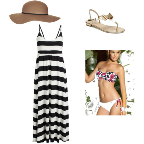 BEACH OUTFIT