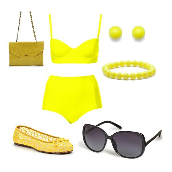 Yellow syle