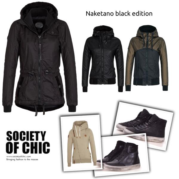 NAKETANO black edition