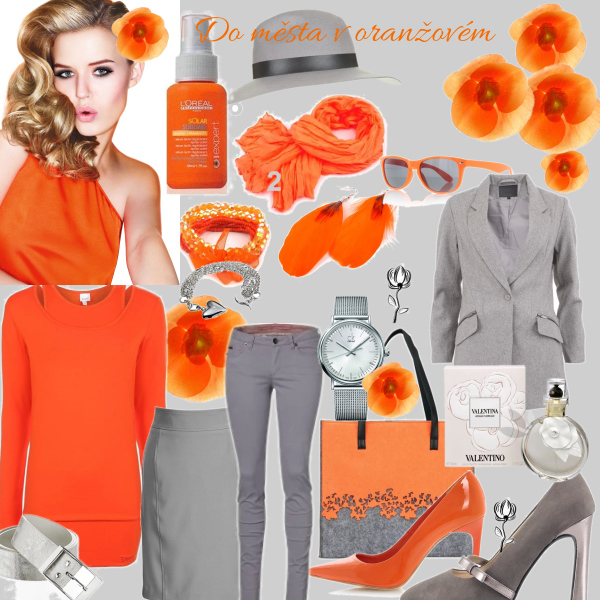 Do města v oranžovém