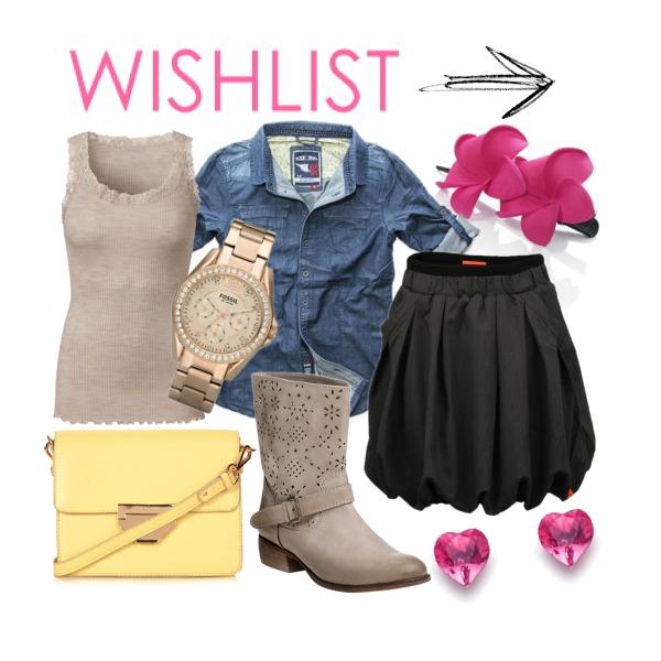 Today´s wishlist