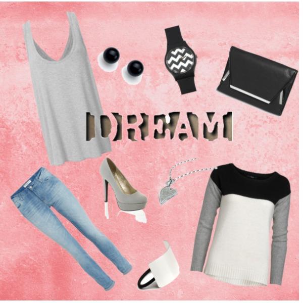 Grey dream