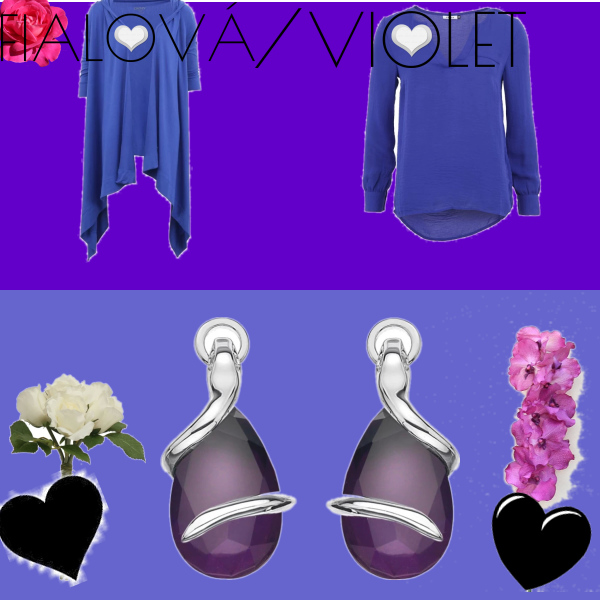 Fialový/Violet :)