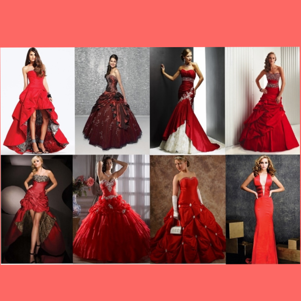 perfektní červená
