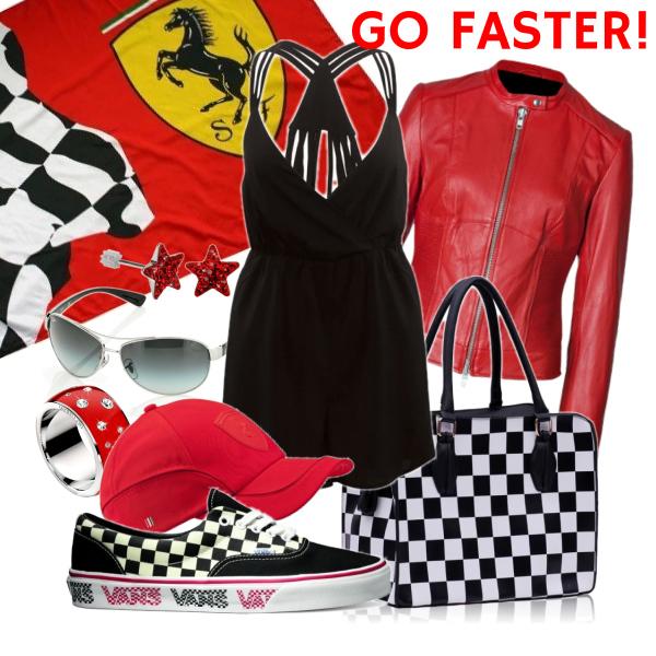 Go faster