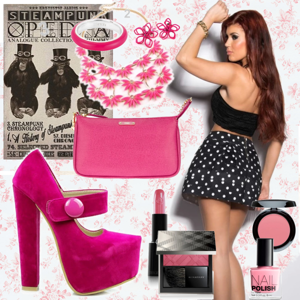pink :*