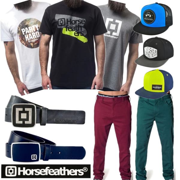 Horsefeathers Spring Collection 2015