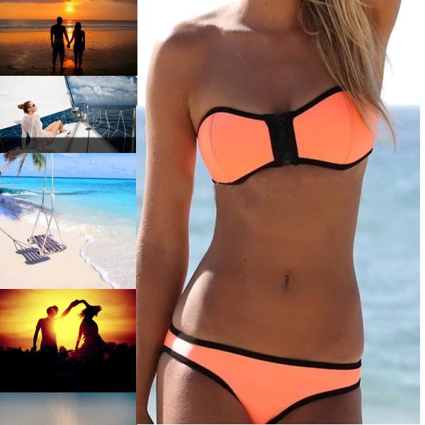 ♥ Triangl swimwear ♥