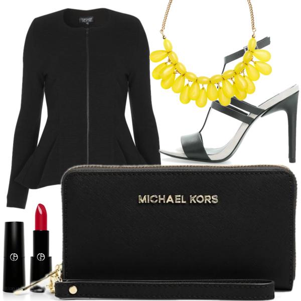 Elegantní styl se psaníčkem Michael Kors