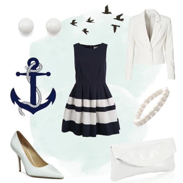 Like a sailor.