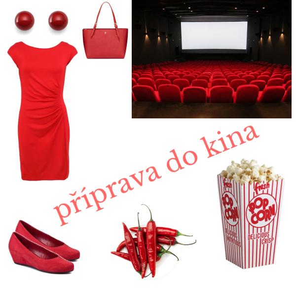 příprava do kina