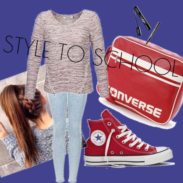 Style to school ☻