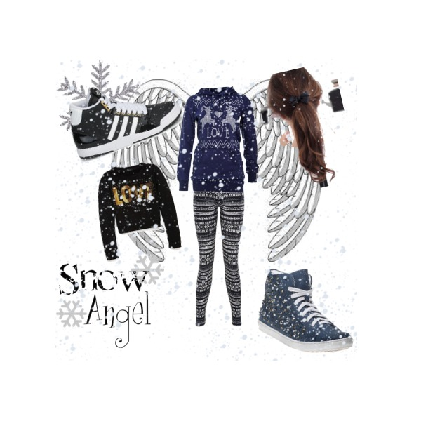 Snow angel :)