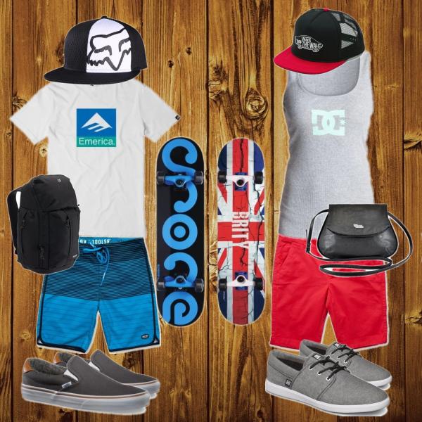 Skate Spring Style :)