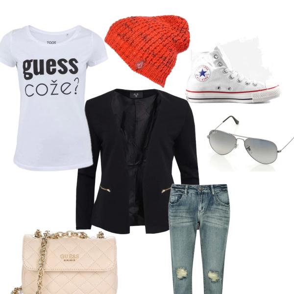 Pohodový outfit