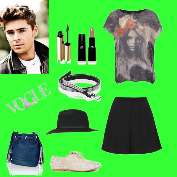 Vogue style :3