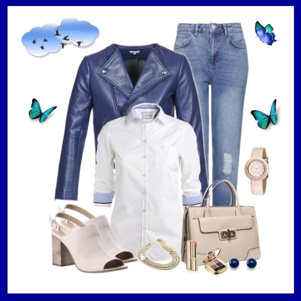 Modré mámení
