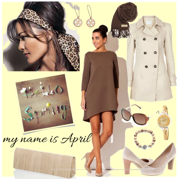 my name is April
