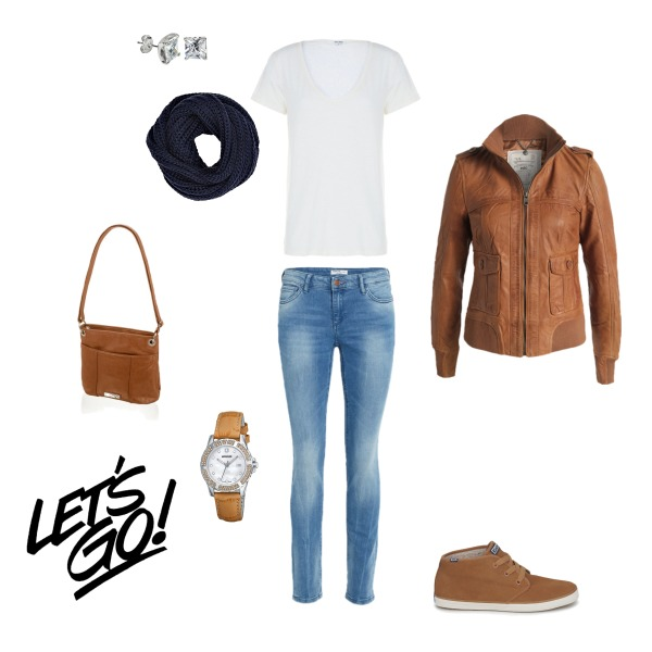 Let´s go out..