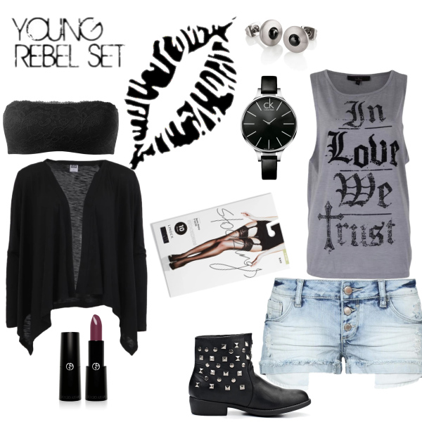 Be Young.........