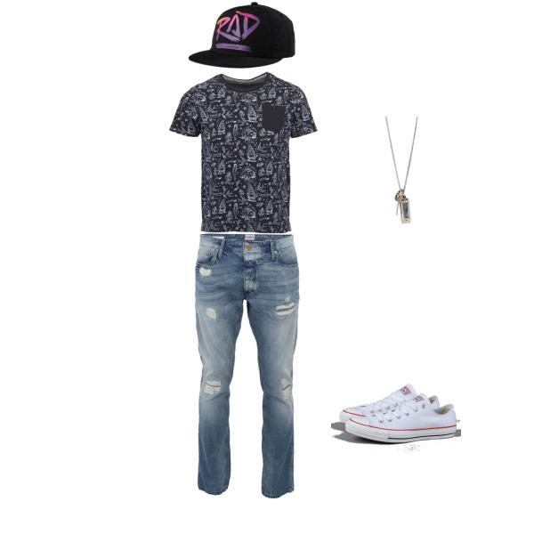 slušivý outfit pro boyfrienda