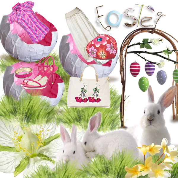 Easter 2015 in pink