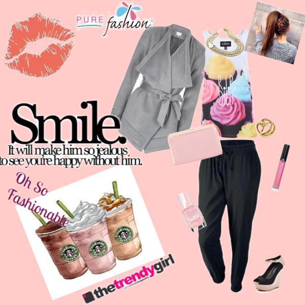 Pure Fashion :-)
