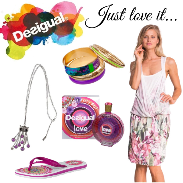 Desigual ...fall in love with it