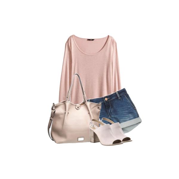 outfit ze 4 kousků