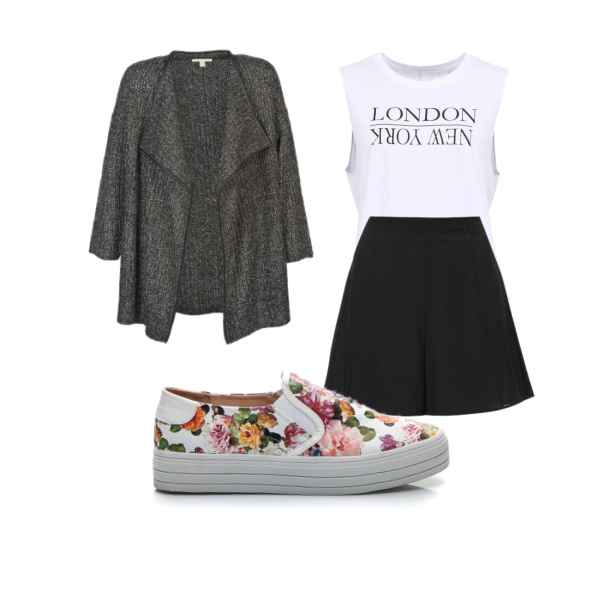 Spring outfit by Bára