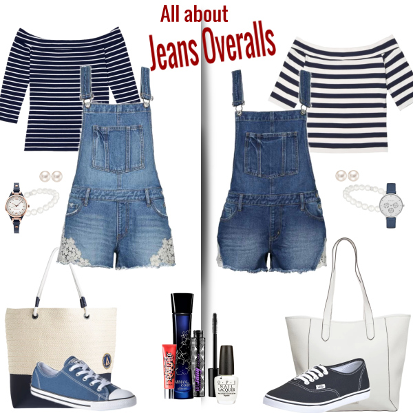 all about jeans overalls