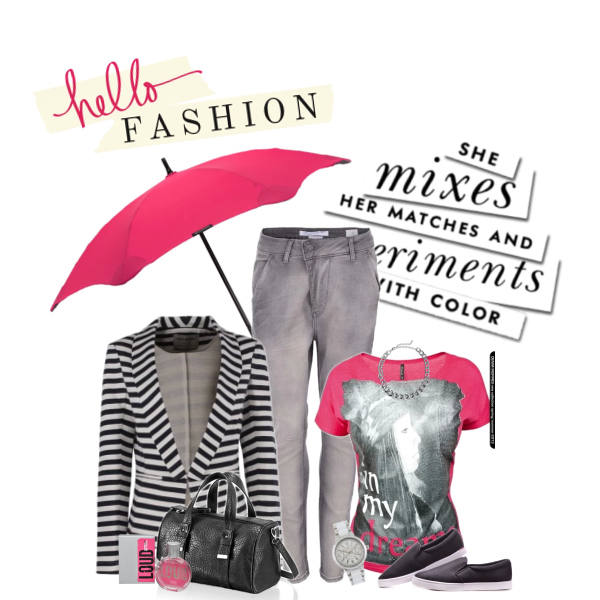 Be ready for spring rain ;-)