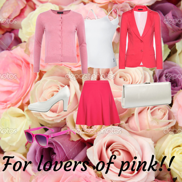 For lovers of pink