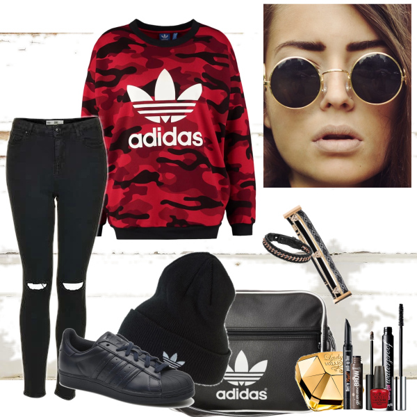 cool street and relaxing style
