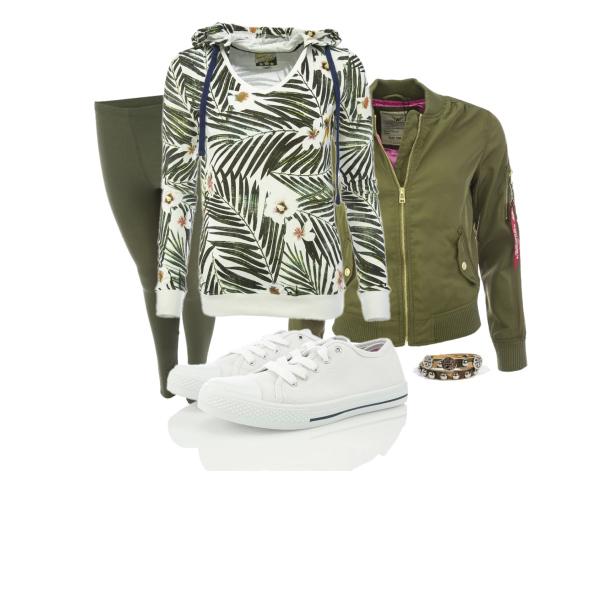 Tropical + military
