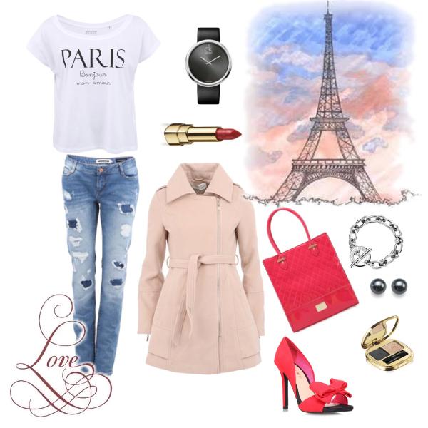 Love Paris od Vendy
