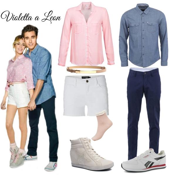 Violetta - Violetta a Leon