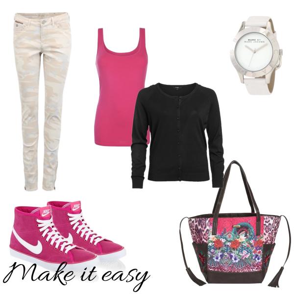 Make it easy :)