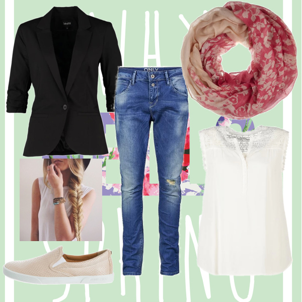 Alltags Outfit