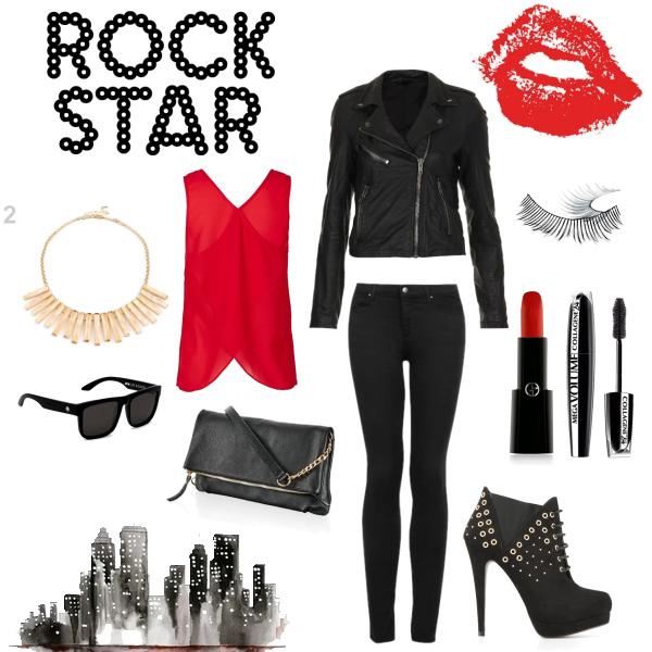 Red Rock Star