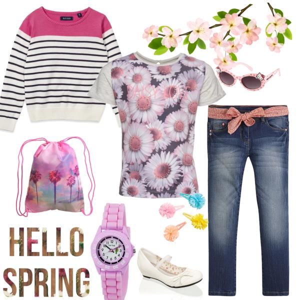 girls spring