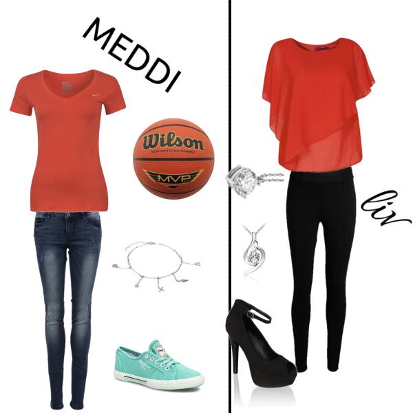 Liv and Meddi