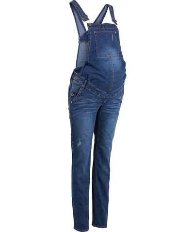 Modré dámské oblečení s laclem - Glami.cz e09783ca20