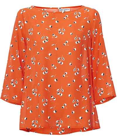 orange blusen und tuniken f r damen. Black Bedroom Furniture Sets. Home Design Ideas